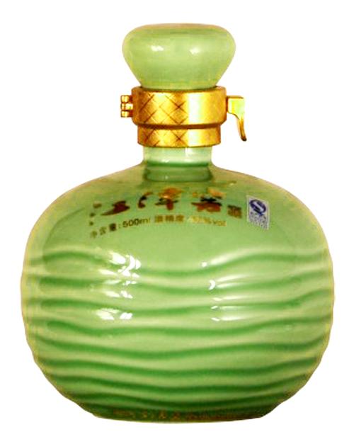 江潭窖绿陶